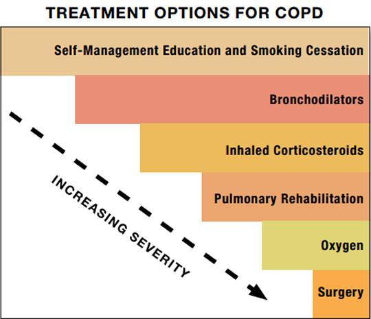 2018 Guidelines For Copd Control Uptodate Inc Waltham